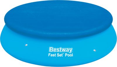 Bestway Abdeckplane Fast Set Pool Ø 305cm Kinder