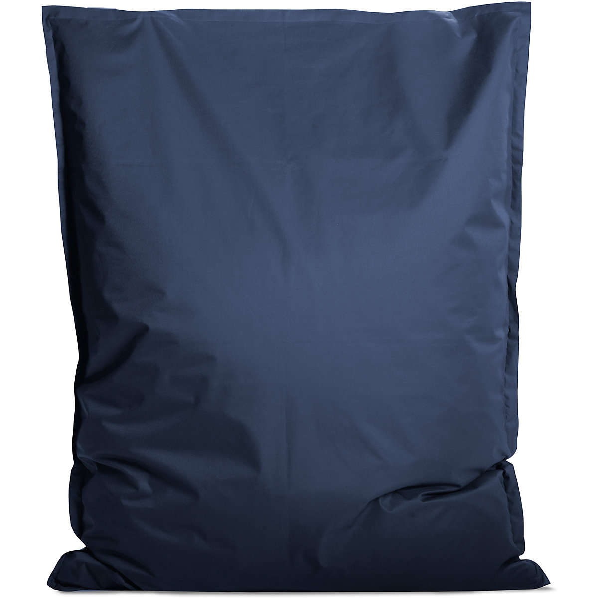sitzsack bigbag stars 130 x 170 cm jeansblau blau. Black Bedroom Furniture Sets. Home Design Ideas