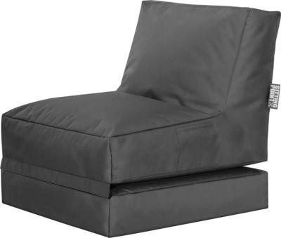 Sitting Point Sessel 2 in 1 Twist SCUBA klappbar, anthrazit