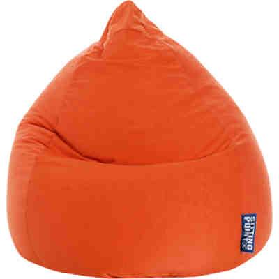 Sitzsack Beanbag Brava Xl 70 X 110 Cm Pink Pink Sitting Point