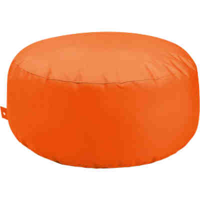 Outdoor-Sitzsack Cake, Plus, orange