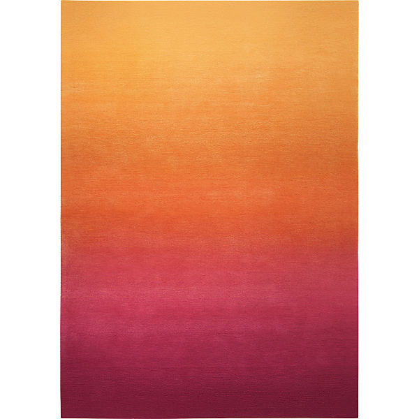 Teppich Esprit Sunrise, orange