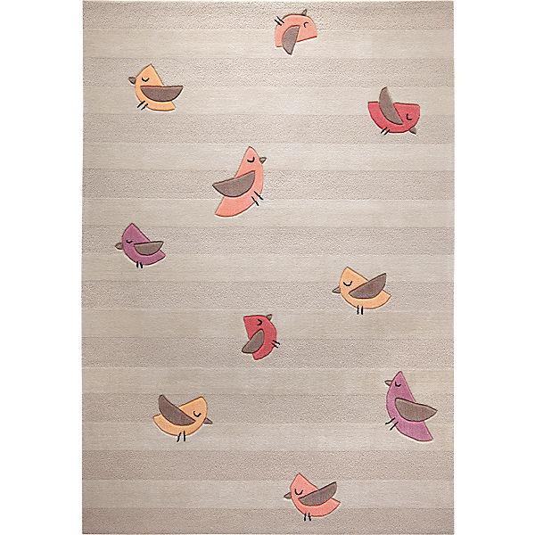 Kinderteppich esprit  Kinderteppich Esprit Birdie, rosa, ESPRIT | yomonda