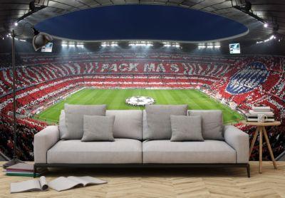 Fototapete FCB Stadion Choreo Pack Ma´s, 350 x ...