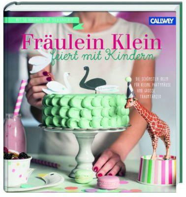 Buch - Fräulein Klein feiert mit Kindern