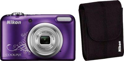NIKON Coolpix A10 Kompakt Kamera, inkl. Tasche,...