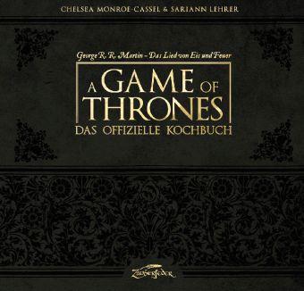 Buch - A Game of Thrones: Das offizielle Kochbuch