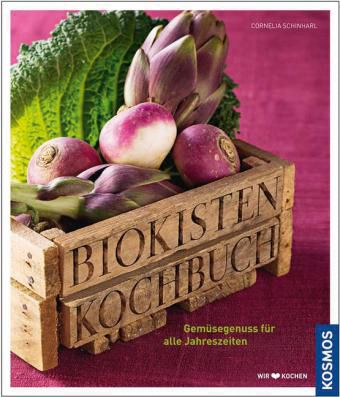 Buch - Biokisten Kochbuch