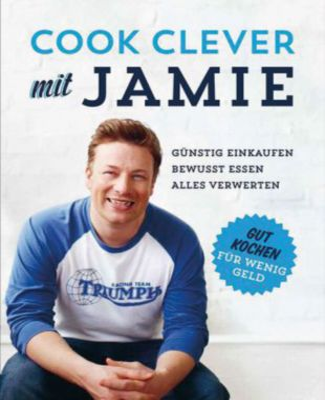 Buch - Cook Clever mit Jamie