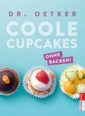 Buch - Dr. Oetker: Coole Cupcakes