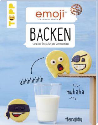 Buch - Emoji Backen