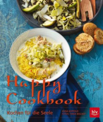 Buch - Happy Cookbook