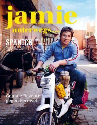 Buch - Jamie unterwegs ...
