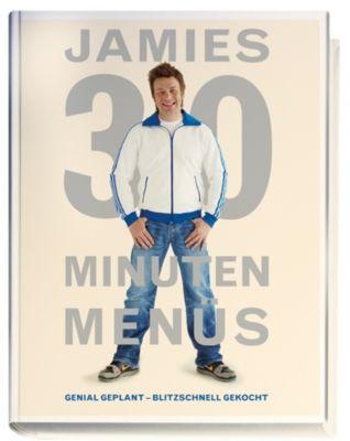 Buch - Jamies 30 Minuten Menüs