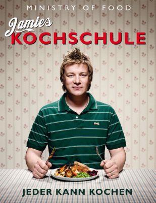 Buch - Jamies Kochschule