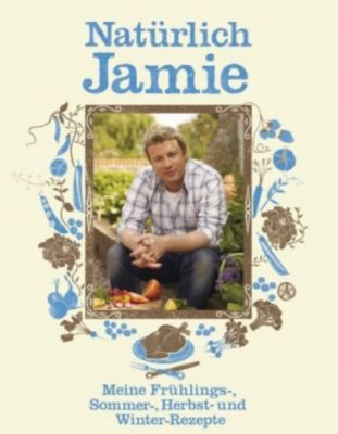 Buch - Natürlich Jamie