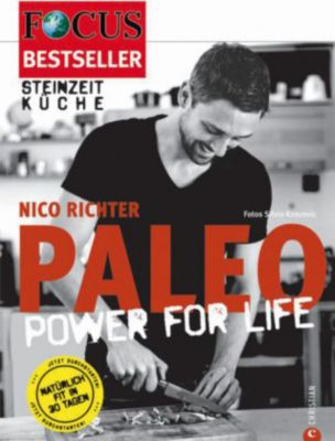 Buch - PALEO power for life