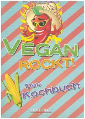 Buch - Vegan rockt! Das Kochbuch