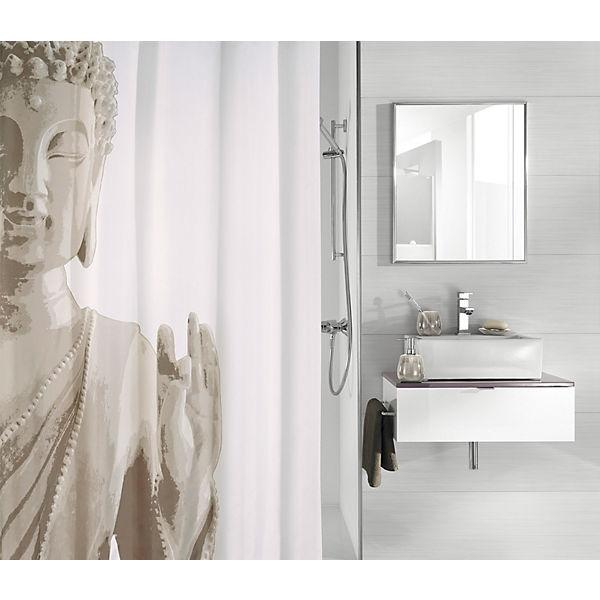 duschvorhang buddha kleine wolke yomonda. Black Bedroom Furniture Sets. Home Design Ideas
