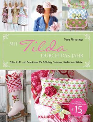 Buch - Mit Tilda durch das Jahr