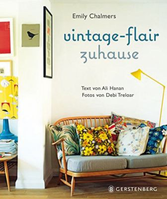 Buch - Vintage-Flair zuhause