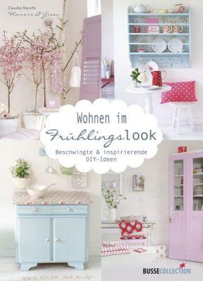 Buch - Wohnen im FrühlingsLook