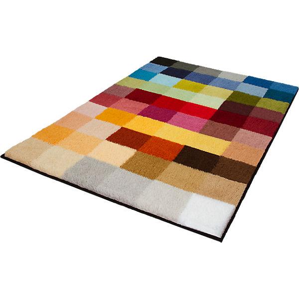 badteppich cubetto mehrfarbig kleine wolke yomonda. Black Bedroom Furniture Sets. Home Design Ideas