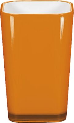 Zahnputzbecher ´´Easy´´ orange