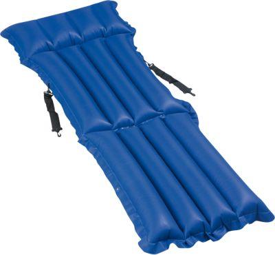 Luftmatratze, 159x53,5x14 cm blau