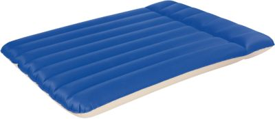 Campingmatratze, 193x135x20 cm blau