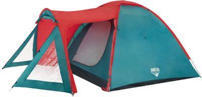 Zelt Ocaso X3 Tent, (150+225)x260x155 cm türkis