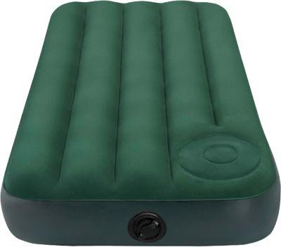Intex Luftbett Downy dunkelgrün | Schlafzimmer > Betten > Luftbetten | Intex