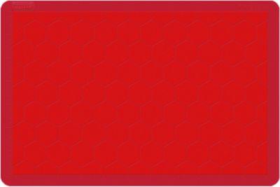 Kaiser Backformen XL Silikon Backunterlage Flex Red zum ausrollen 60x40 cm rot   Küche und Esszimmer > Kochen und Backen > Backformen   Kaiser Backformen