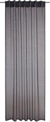 Gardine mit Schlaufen ´´Lukas´´ 245x140 cm anth...