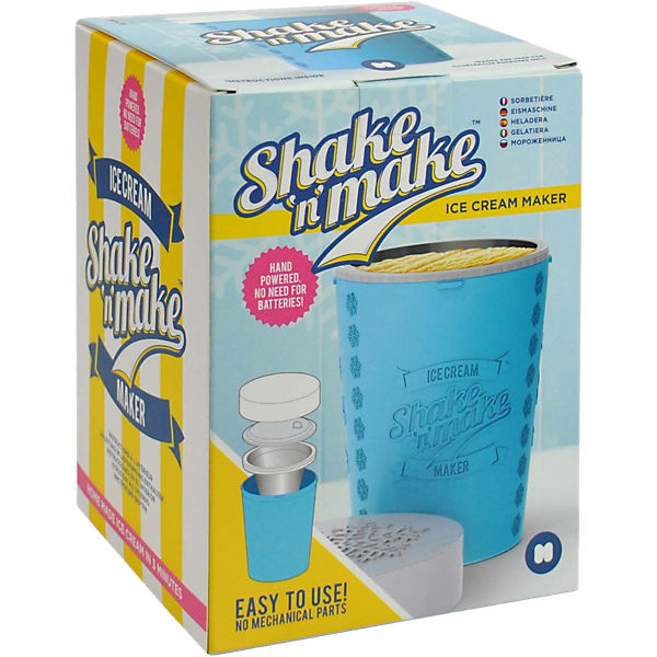 "Eismaschine ""Shake & Make"""
