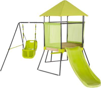 plum My First Schaukel- und Spielcenter | Kinderzimmer > Spielzeuge > Schaukeln & Rutschen | plum