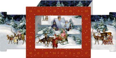 Buch - Wunderbare Weihnachtswelt, 3D-Aufstell-A...