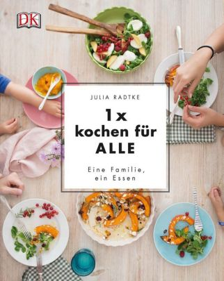 Buch - 1 x kochen ALLE Erwachsene