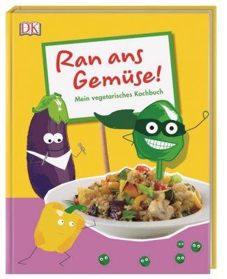 Buch - Ran ans Gemüse! Mein vegetarisches Kochbuch