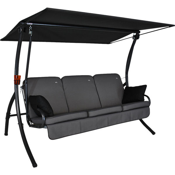 "Hollywoodschaukel  ""Relax Uni Duo"" 3-Sitzer"