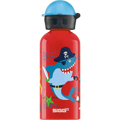 Alu-Trinkflasche Underwater Pirates, 400 ml