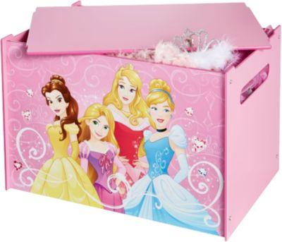 WORLDS APART Spielzeug Truhe, Disney Princess rosa   Kinderzimmer > Spielzeuge > Spielzeugkisten   Worlds Apart