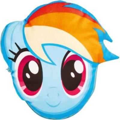 Kissen mit Geheimtagebuch, My Little Pony blau