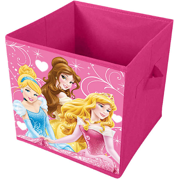 Faltbox Disney Princess, 28 x 28 cm