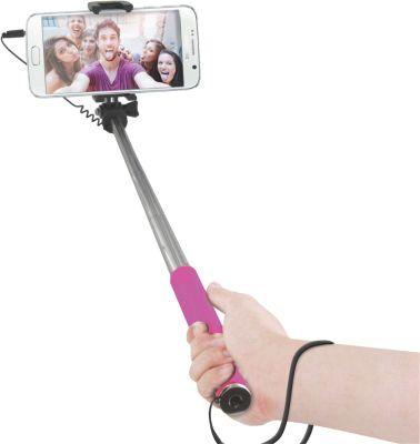 Compact Selfie Stick [pink]