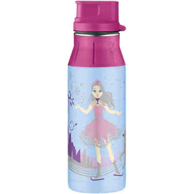 Trinkflasche elementBottle Princess Pink, 600 ml