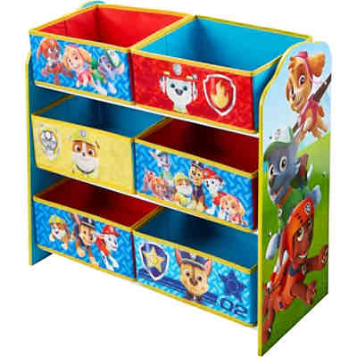 6-Boxen Regal, PAW Patrol