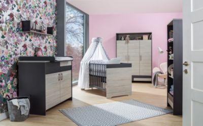 Komplett Kinderzimmer Clou, 3-tlg.(Kombi-Kinder...