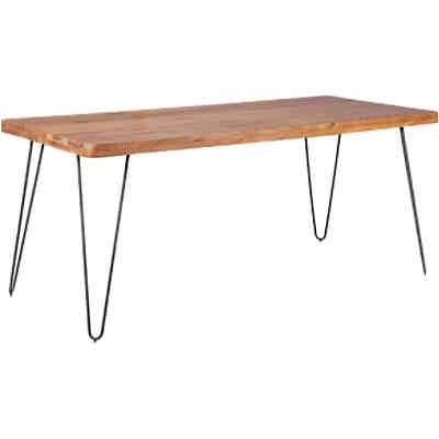 runder esstisch arvid 120 cm yomonda. Black Bedroom Furniture Sets. Home Design Ideas