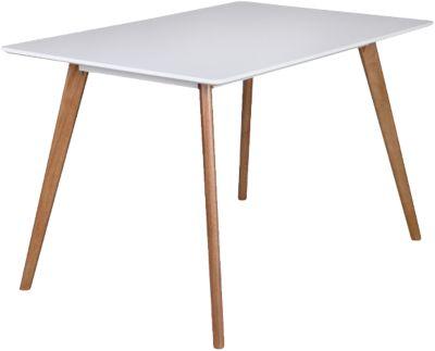 Esstisch ´´Skando´´ 120x80 cm weiß